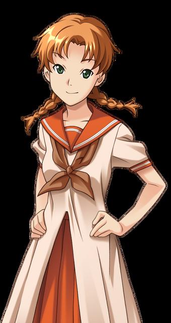 Saeki Chisato Higurashi No Naku Koro Ni Wiki Fandom