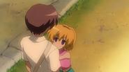 Satoko Stops Keiichi