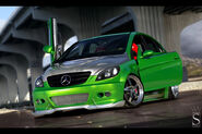 Mercedes b 55 by saphiredesign-d39asdj