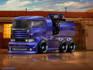 Scania R420 by roobi