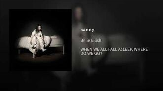 Billie Eilish - xanny (Official Audio)