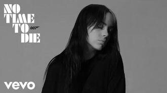 Billie Eilish - No Time To Die (Audio)