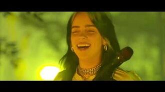 """Billie Eilish """"bad guy"""" performance LIVE from the Steve Jobs Theater"""