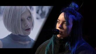 Billie Eilish talks about AURORA (Türkçe Altyazılı)