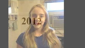 Billie Eilish - From Baby to 17 Year Old