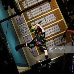 Billie on SNL