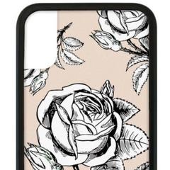 Claudia's Wildflower phone case design