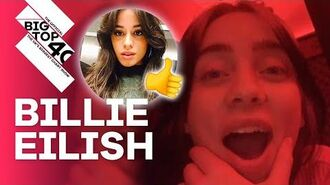 Billie Eilish FIRED her stylist & spills on Camila Cabello's new music - FULL INTERVIEW