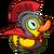 Duckie Gladiator Duck