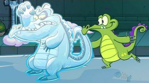 Swampy's Underground Adventures Ep 9 - On Ice - by Disney-1383918833
