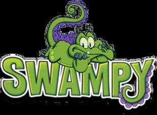 DEDSEC17 Swampy and Logo 3