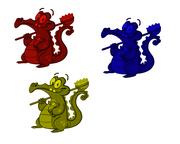 Swampy's Colors