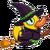 Duckie Witch Duck