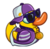 Duckie Hip-Hop Duck