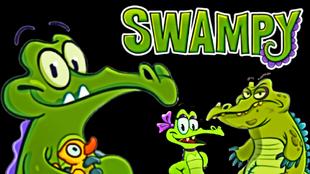 Swampy poster