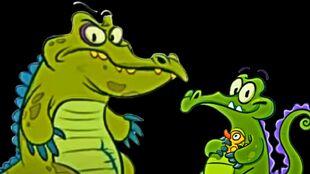 Cranky and Swampy