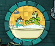 Perry and Swampy