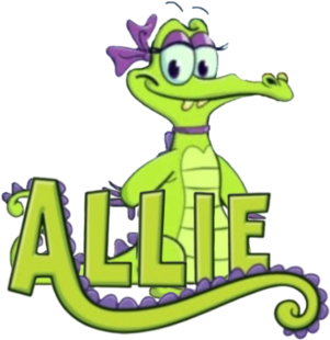 Allie and Logo