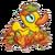 Duckie Autumn Duck