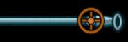 Красно-коричневое колесо