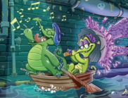 Swampy & Allie Change is Good