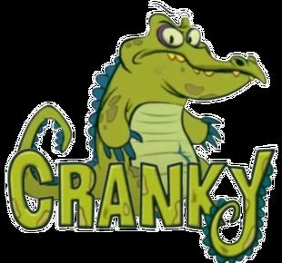 Cranky and Logo