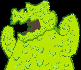 Algae Monster