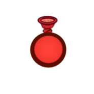 Маленький шар с водой