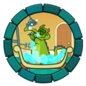 WMW Room with Swampy Complete 1