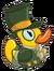 Duckie Carolling Duck
