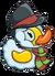 Duckie Snowduck