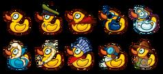 Special Ducks Swampy