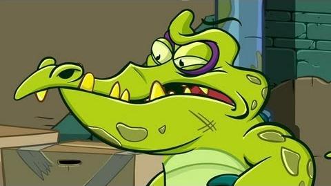 Swampy's Underground Adventures Ep 5 - Under Pressure - by Disney-0