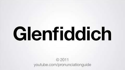 How to Pronounce Glenfiddich