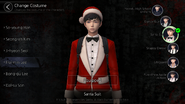 Lee Hui-min Santa Suit Costume (Mobile)