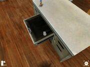 Open Desk feature