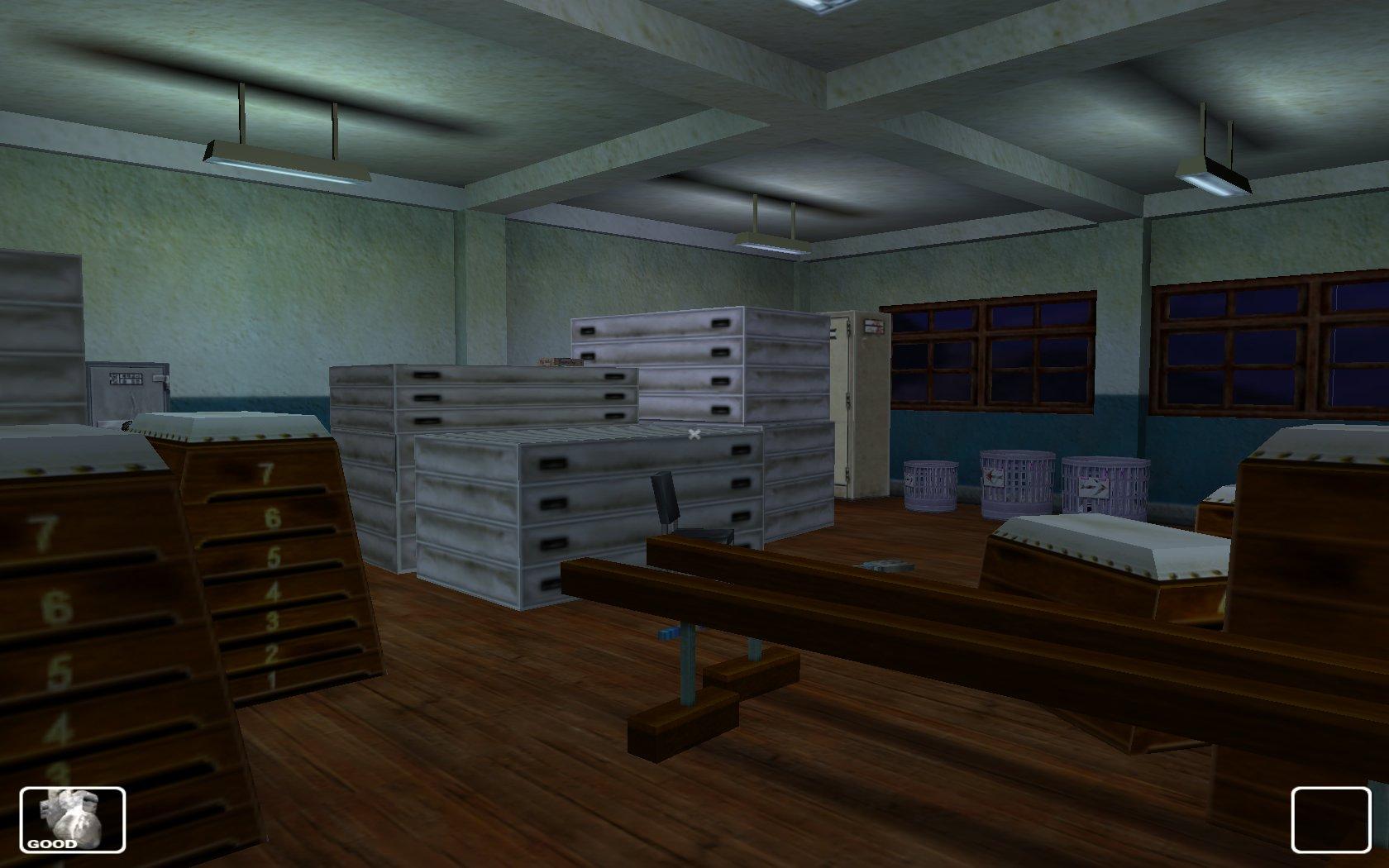 Gym Storage Room (Original)