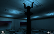 Spider Ghost classroom