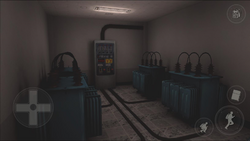 Electrical Room (Remake)