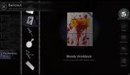 Bloody Workbook