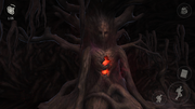 Ghost tree in remake