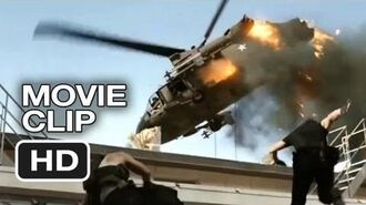 White House Down Movie CLIP - Javelin (2013) - Channing Tatum Movie HD