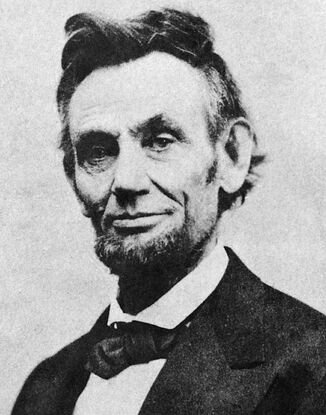 Abraham Lincoln April 10 1865