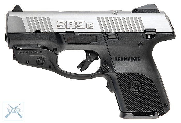 Ruger SR9c | White House Down Wiki | FANDOM powered by Wikia