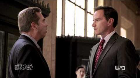 White Collar Season 3 Finale - Judgment Day