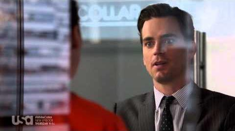 "White Collar, Season 5, Eps 12 - ""Taking Stock,"" Promo"