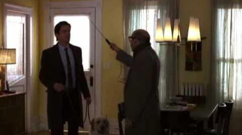 Scene from White Collar on USA Network - Find That Bug