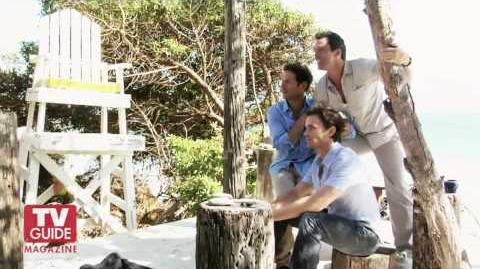Burn Notice! White Collar! Royal Pains! The Boys of Summer!
