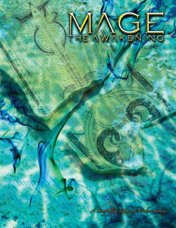 Mage The Awakening Character Sheet Pad White Wolf Fandom