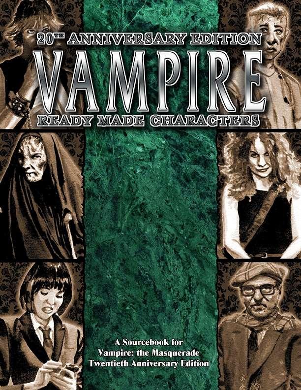 Anniversary edition pdf masquerade 20th vampire